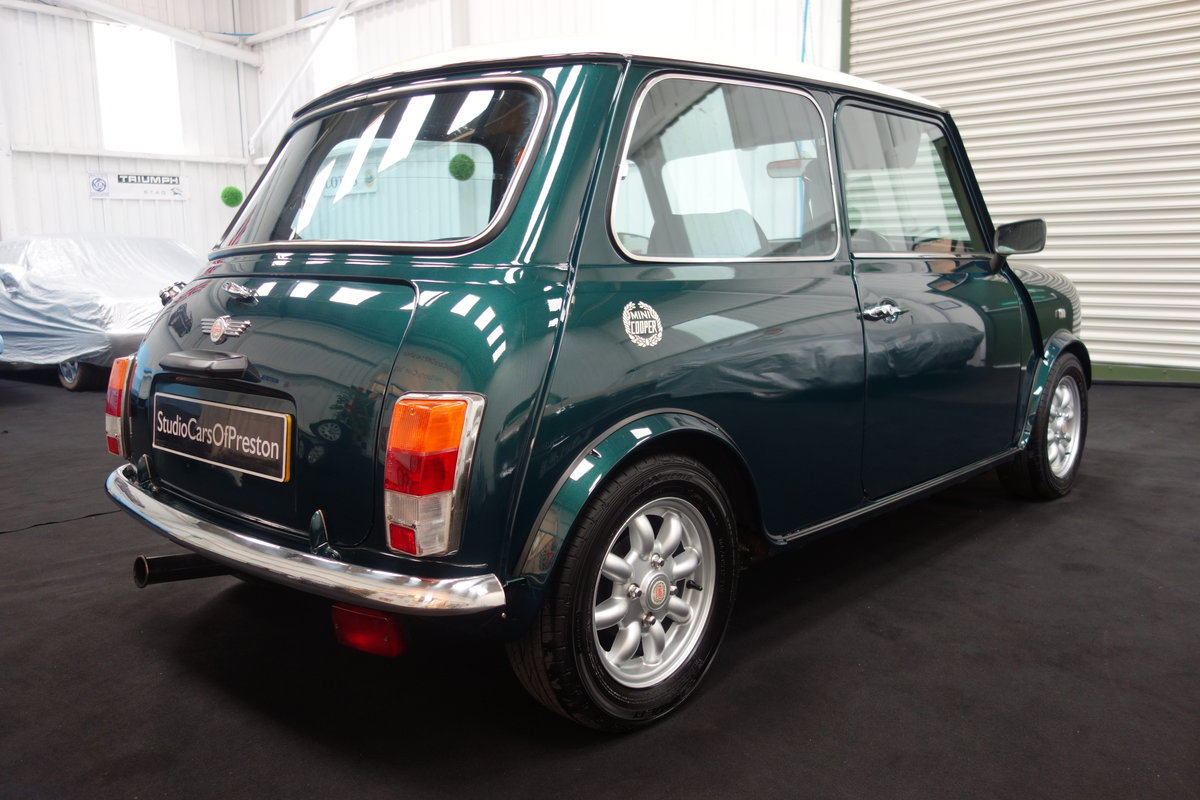 1992 Rover Mini Cooper 1.3i DEPOSIT TAKEN For Sale (picture 4 of 6)