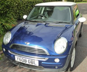 2001 BMW Mini. Vin No. 66. Very Collectable.