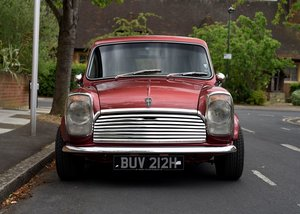 1970 Mini Margrave by Wood & Pickett For Sale by Auction