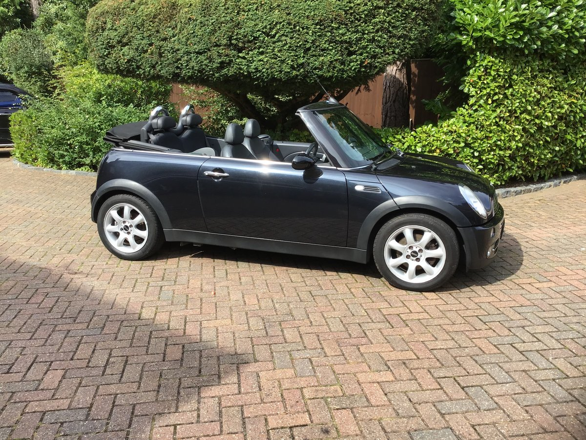 2007 Mini Cooper Convertible For Sale (picture 1 of 6)