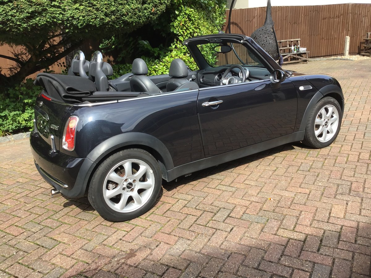2007 Mini Cooper Convertible For Sale (picture 3 of 6)