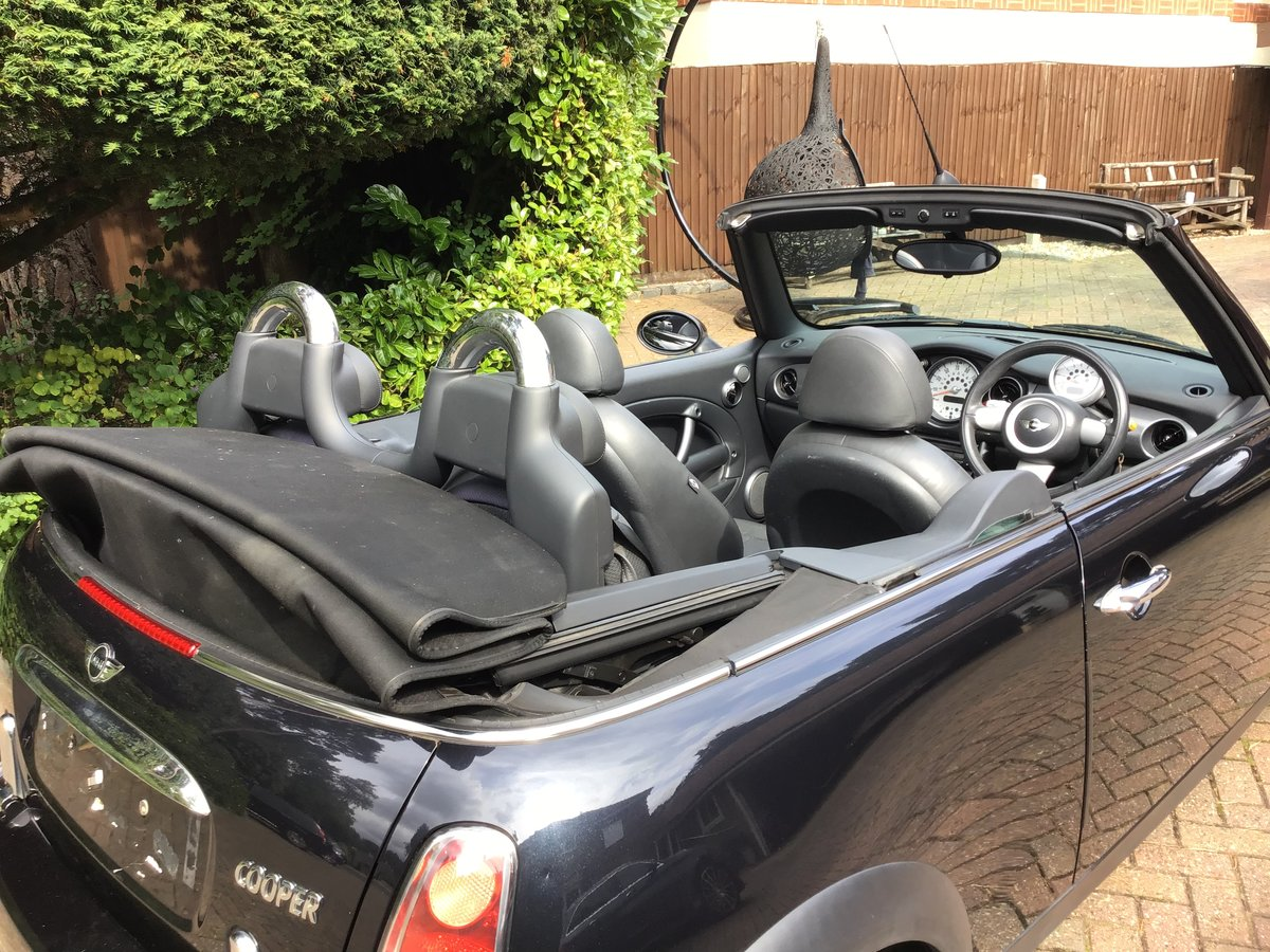 2007 Mini Cooper Convertible For Sale (picture 5 of 6)