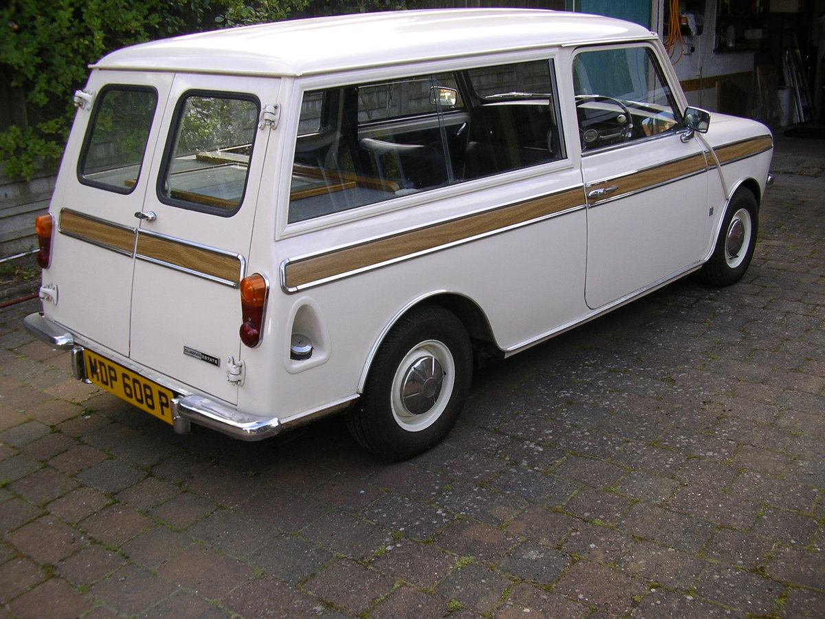 1976 SOLD Mini Clubman Estate-Very Good Condition SOLD SOLD (picture 3 of 6)