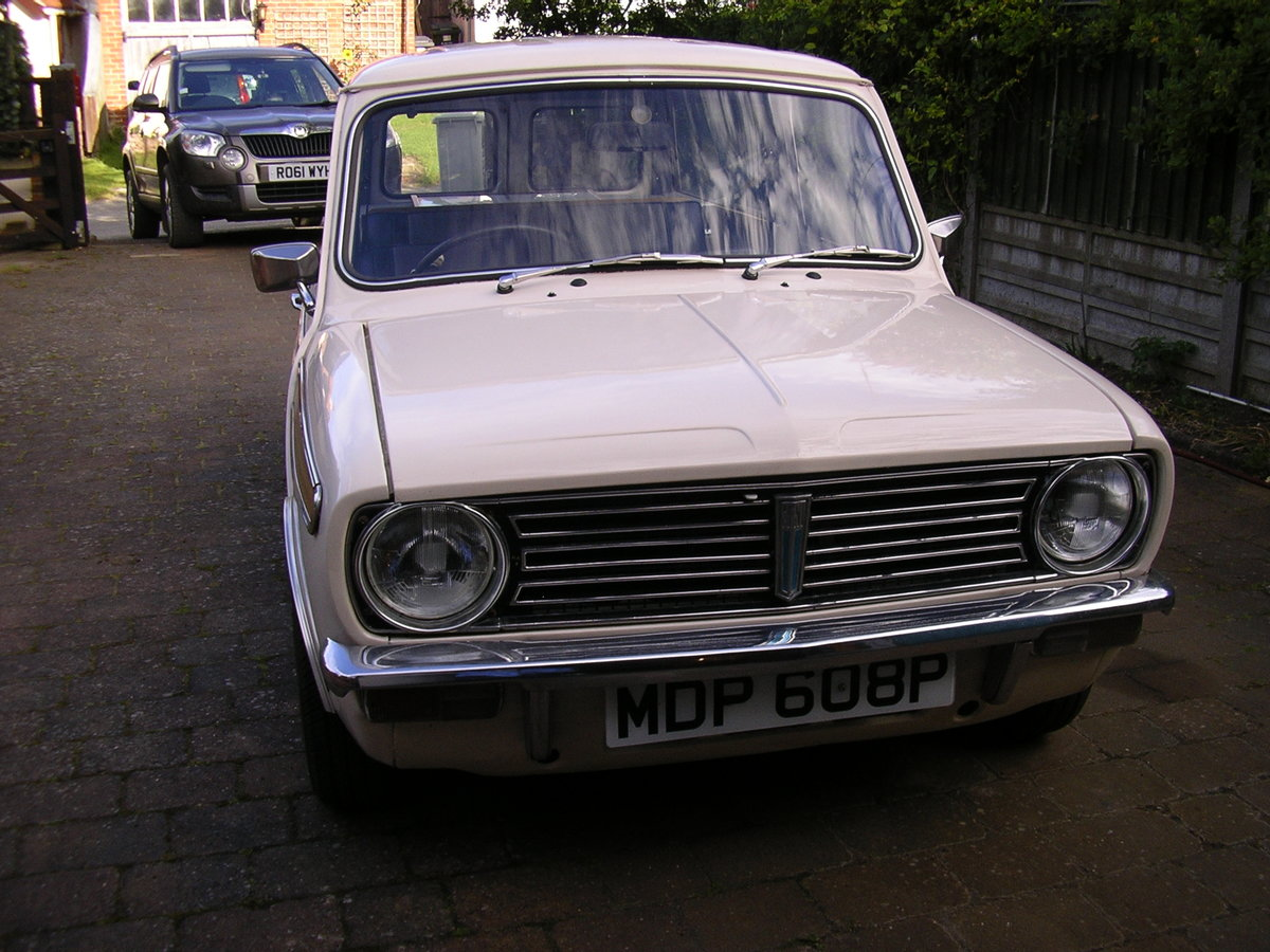 1976 SOLD Mini Clubman Estate-Very Good Condition SOLD SOLD (picture 4 of 6)