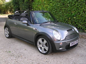 2006 MINI Convertible 1.6 Cooper S  For Sale
