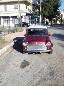 1977 Mini 1000 project (very good condition)