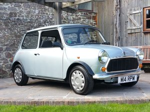 1994 Immaculate Mini Sprite On Just 12850 Miles In 25 Years!! SOLD