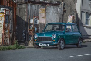 1993 Rover Mini Rio 1275cc Mint Original Condition For Sale