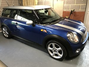 2008 Mini clubman. Low miles. Immaculate.