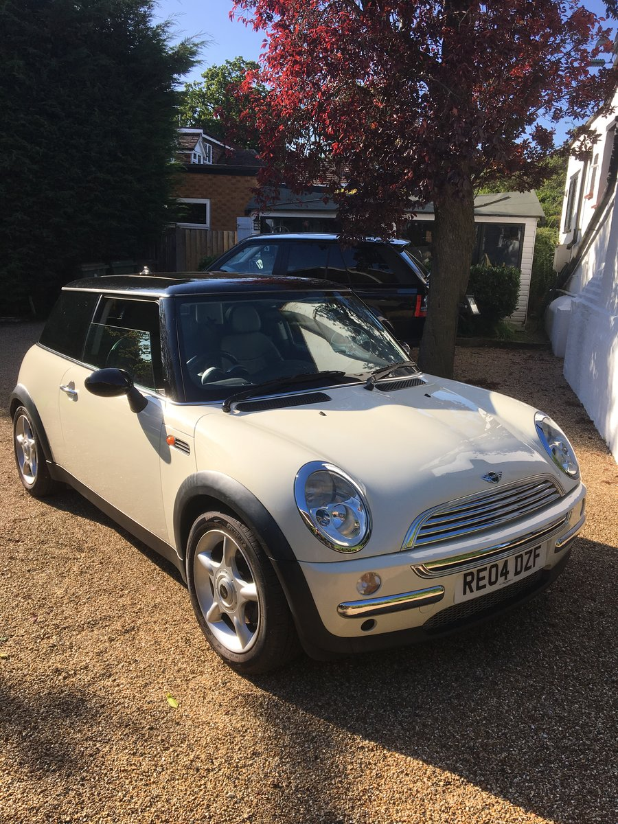 2004 Mini Cooper auto Lovely  For Sale (picture 1 of 5)