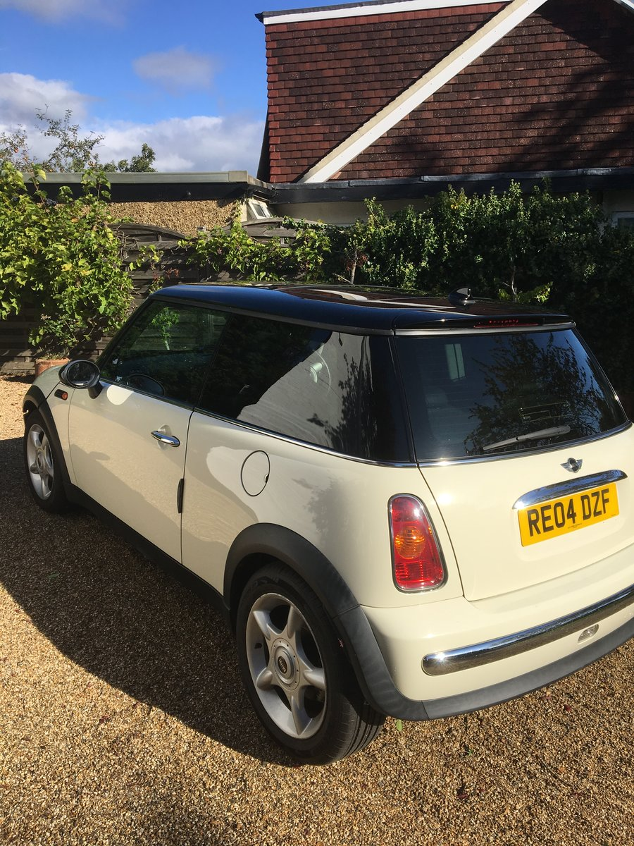 2004 Mini Cooper auto Lovely  For Sale (picture 3 of 5)