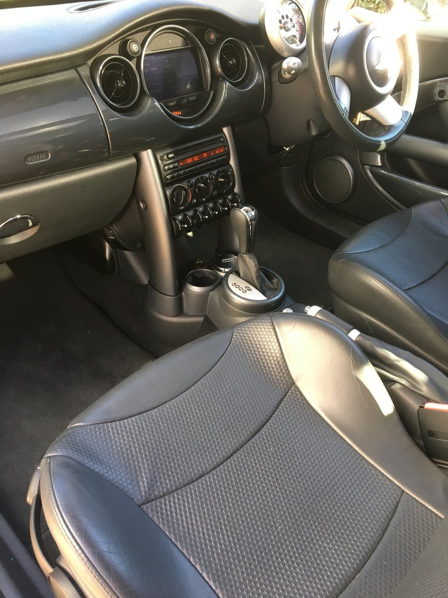 2004 Mini Cooper auto Lovely  For Sale (picture 4 of 5)