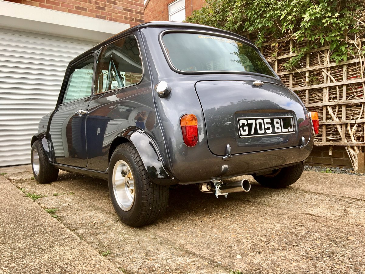 1989 Classic Mini unique immaculate show car For Sale (picture 1 of 6)