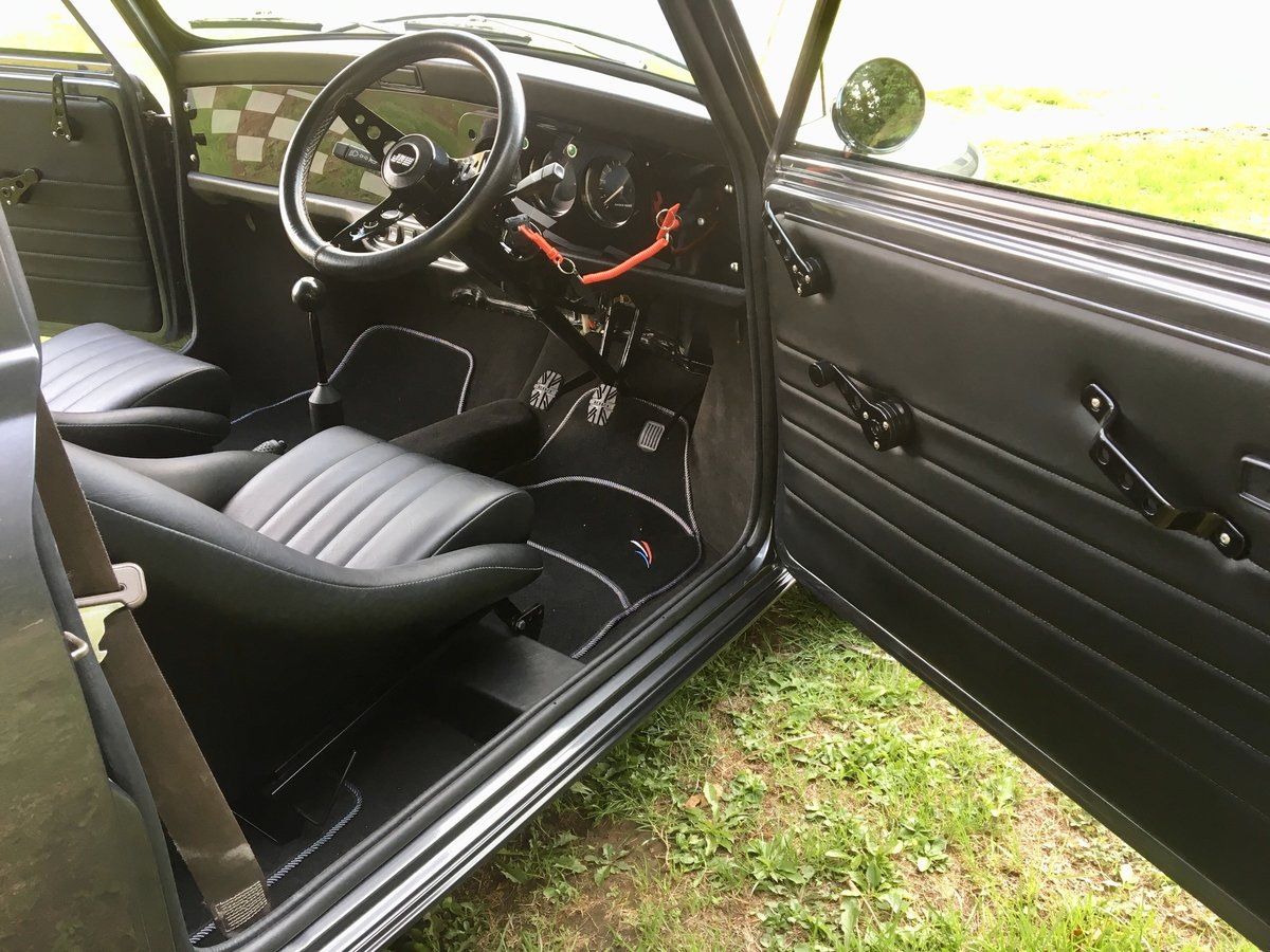 1989 Classic Mini unique immaculate show car For Sale (picture 6 of 6)