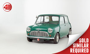 1967 Morris Mini Mk1 998cc /// Recent Overhaul /// 88k Miles SOLD