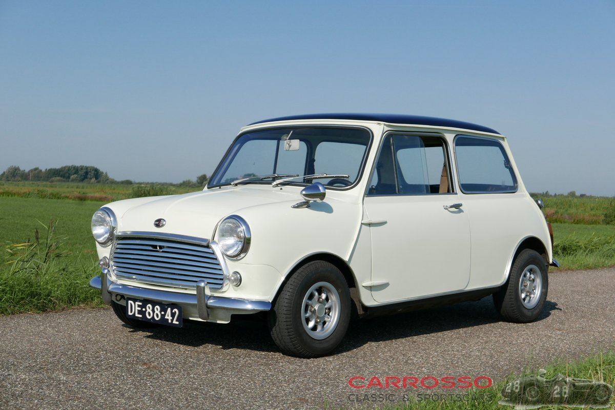 1968 Mini Cooper S MK2 with Matching numbers For Sale (picture 1 of 6)