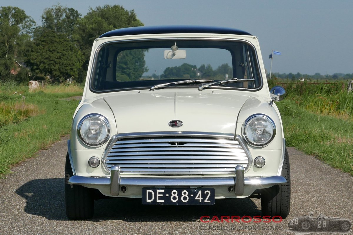 1968 Mini Cooper S MK2 with Matching numbers For Sale (picture 6 of 6)