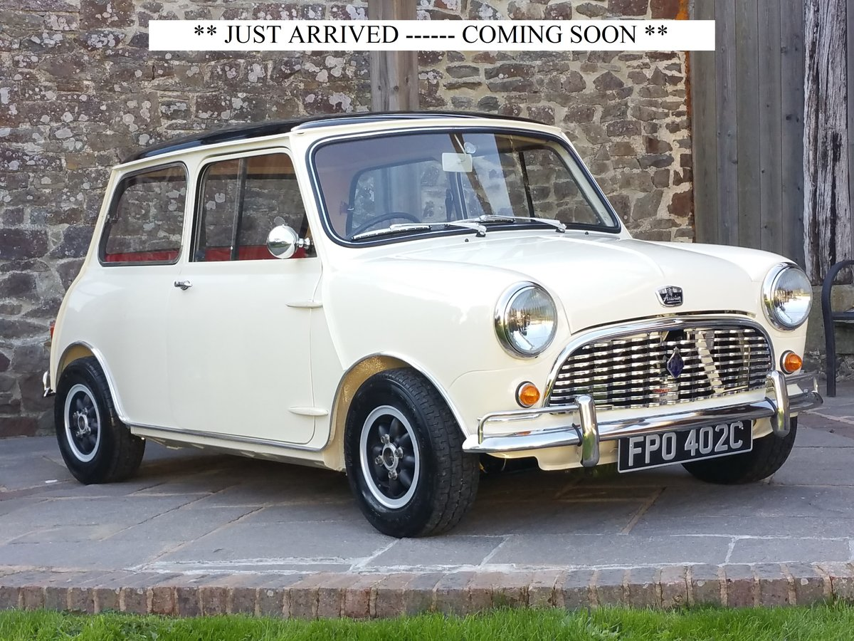 1965 World Class MK 1 Mini 1380 cc. SOLD (picture 1 of 6)