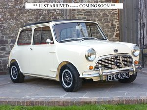 1965 World Class MK 1 Mini 1380 cc. SOLD
