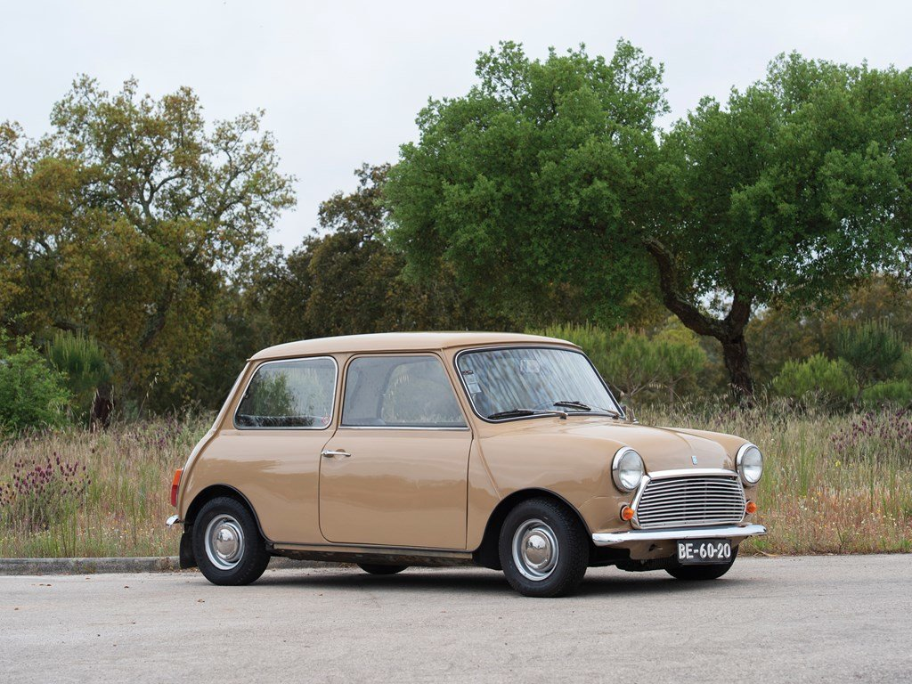 1973 Mini 1000  For Sale by Auction (picture 1 of 6)