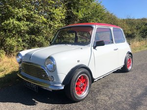1987 Mini 'Sport' 998cc immaculate restoration For Sale