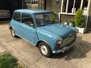 1960 Mini Minor 850. For Sale