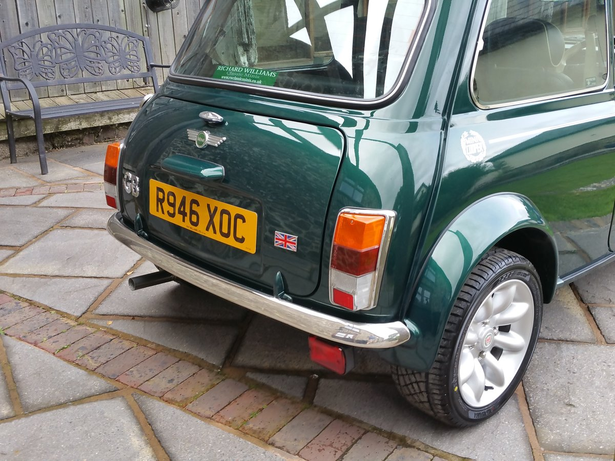 1998 Immaculate Mini Cooper On Just 21700 Miles From New!! SOLD (picture 7 of 10)