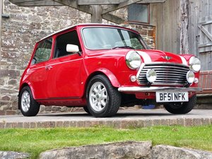 2001 51 Reg Mini Cooper. One Of The Last Ever Registered Minis