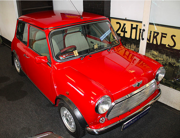 2000 Mini 'Seven' 1.3i Limited Edition With Delivery Mileage For Sale (picture 1 of 6)