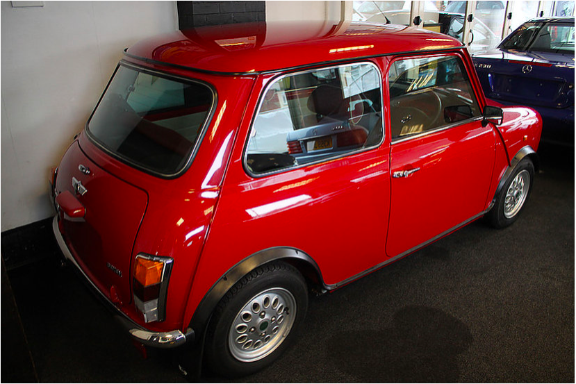 2000 Mini 'Seven' 1.3i Limited Edition With Delivery Mileage For Sale (picture 3 of 6)