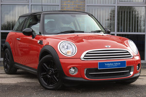 2013 13 MINI HATCH 1.6 COOPER