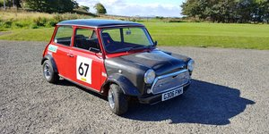 1989 Austin Mini, modified, carbon, elec. ignition