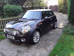 2010 Mini Cooper Mayfair For Sale