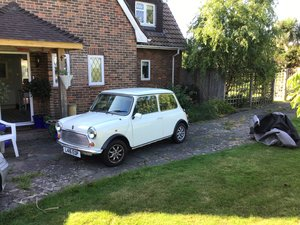 1994 Mini Mayfair 1275 cc auto
