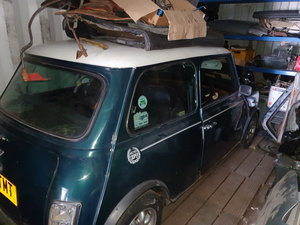 1994 Mini cooper spi for restoration