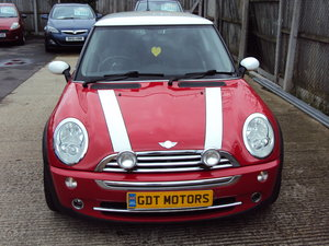 2006 Mini Cooper 1.6 Petrol with Chilli Pack – Nice Spec  For Sale