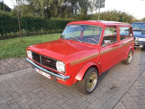 1972 Mini clubman estate