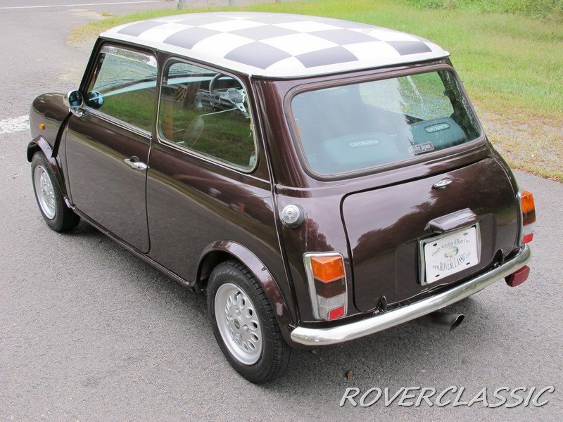 1990 Rover mini 30th anniversary edition For Sale (picture 2 of 6)