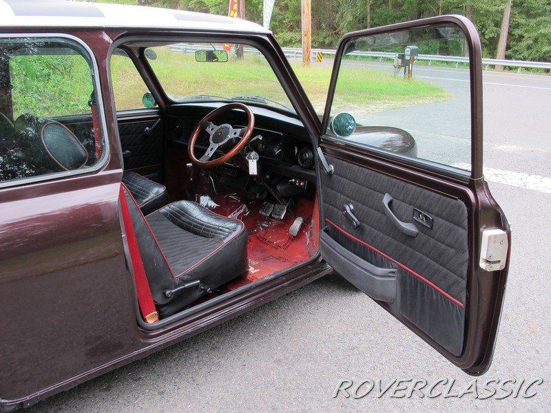 1990 Rover mini 30th anniversary edition For Sale (picture 3 of 6)