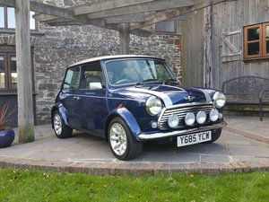 2001 Immaculate Mini Cooper Sport On 15300 Miles From New. For Sale