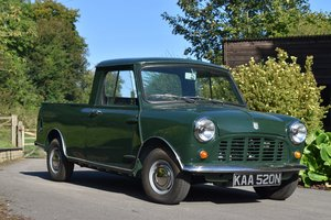 1975 Mini Pick up 850