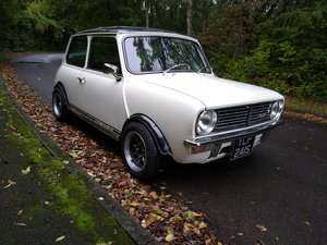 1977 Mini 1275GT in VGC Genuine