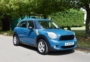 2012 Mini Fmsh+ac+dab+bt+pdc+nav+petrol+low-miles For Sale