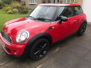 2012 BMW MINI ONE D, 1.6 Diesel, 62 Plate, 45000 miles For Sale