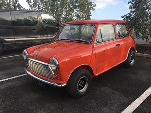 1972 Mini 1000 classic
