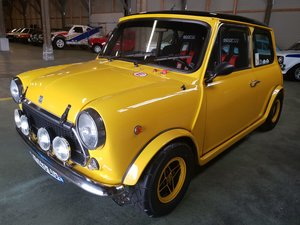1974 Mini Innocenti cooper Groupe 2