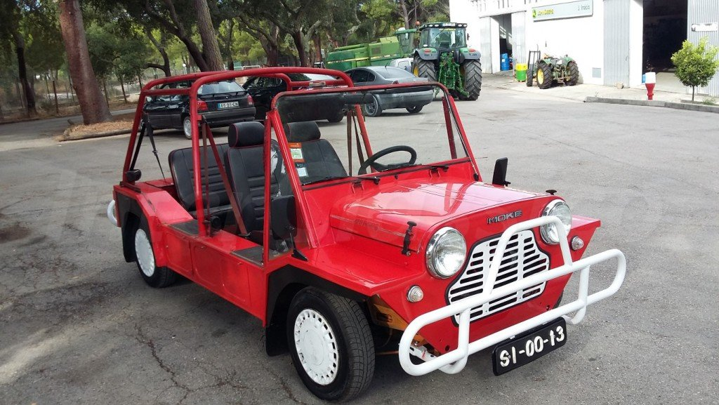 1989 Mini Moke only 41768 kms For Sale (picture 1 of 6)