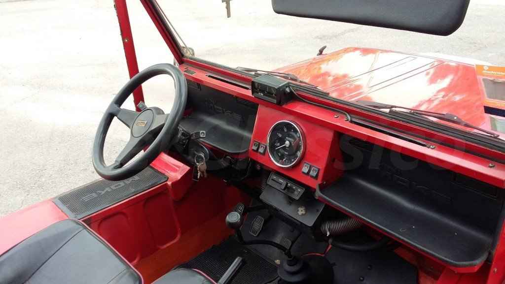 1989 Mini Moke only 41768 kms For Sale (picture 2 of 6)