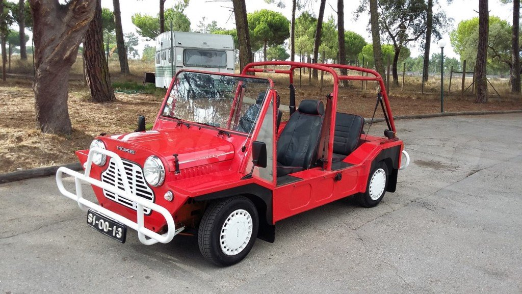 1989 Mini Moke only 41768 kms For Sale (picture 3 of 6)
