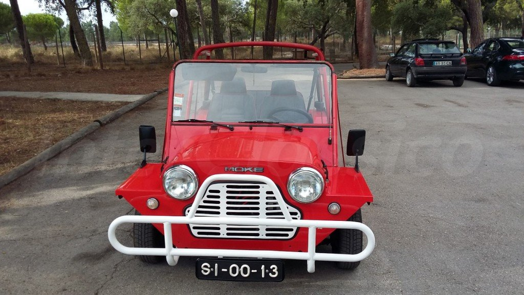 1989 Mini Moke only 41768 kms For Sale (picture 4 of 6)